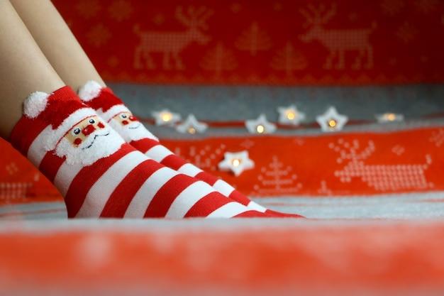 Calzini di capodanno