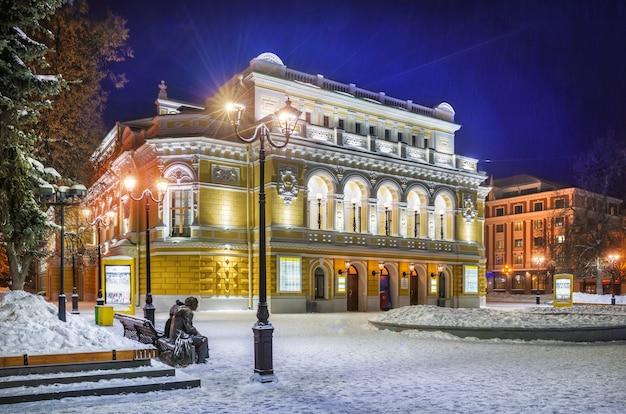Teatro drammatico di nizhny novgorod