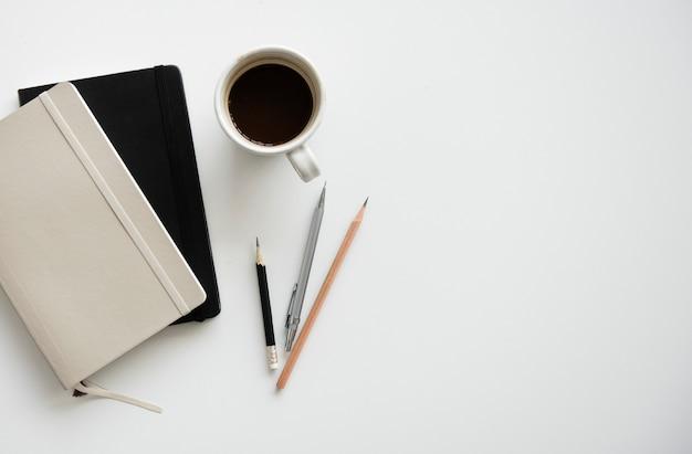 Notebook matita coffee station