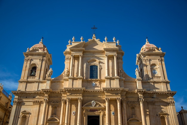 Cattedrale di noto in sicilia