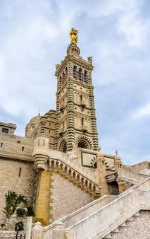 Basilica di notre dame de la garde a marsiglia