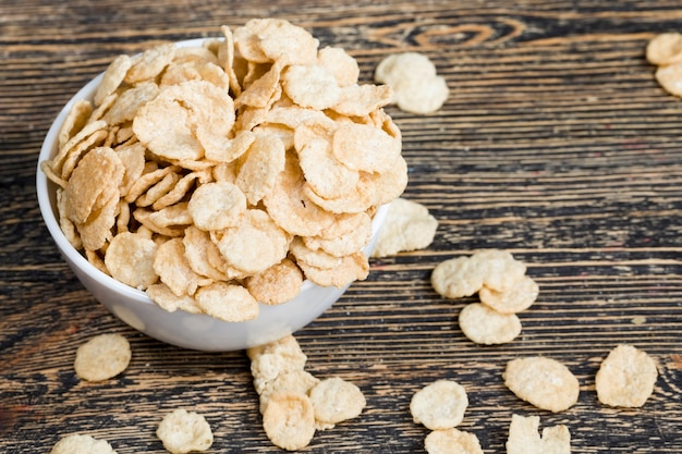 Farina d'avena cereali