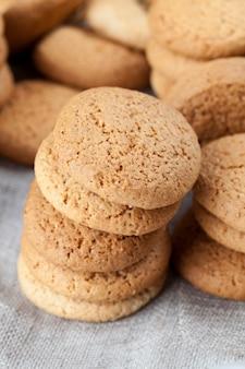 Biscotti di farina d'avena