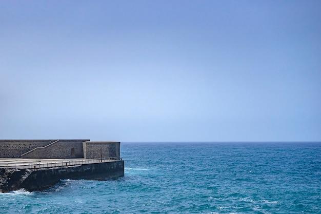 Rocce del castello oceanico ocean
