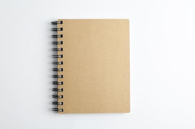 Spazio del quaderno di office per il testo