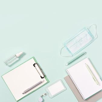 Forniture per ufficio e dispositivi di protezione individuale