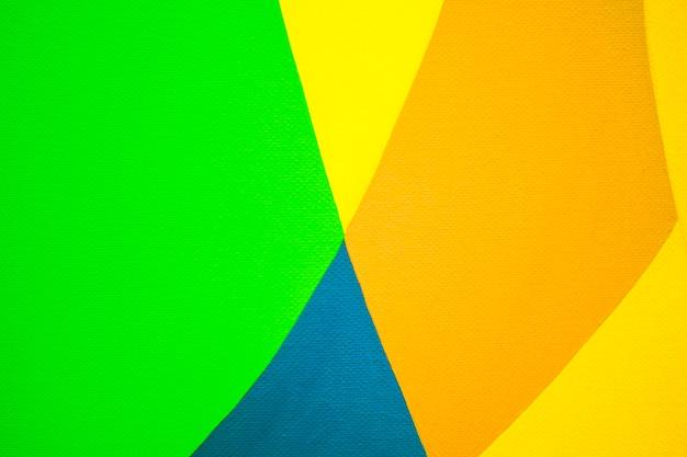 La texture colorata pittura ad olio su tela.