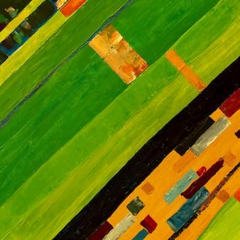 Astratto dipinto ad olio primo piano del dipinto sfondo colorato dipinto astratto
