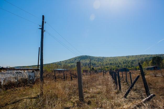 Vecchia base militare russa segreta abbandonata. contenuti legali
