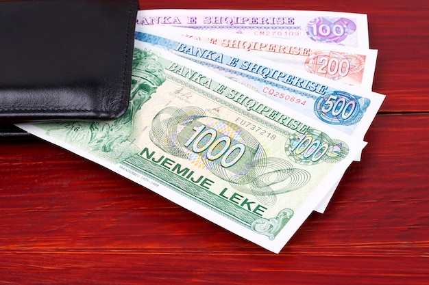 Vecchi soldi albanesi