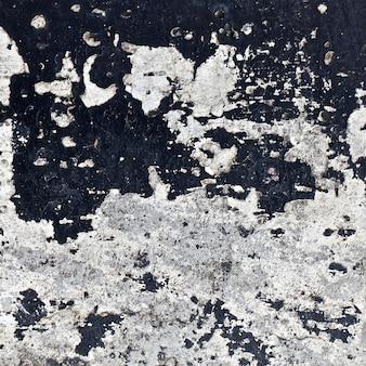 Vecchio fondo di struttura della superficie della parete nera