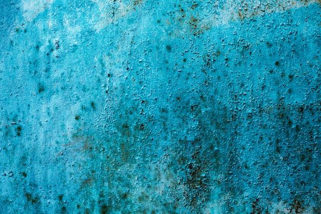Vecchia trama di ferro blu