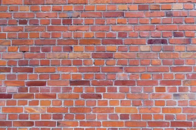 Vecchio muro di mattoni in un'immagine di sfondo