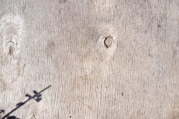 Vecchia superficie di sfondo texture legno brillante con motivo naturale