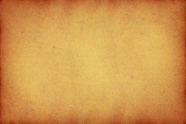 Vecchio sfondo di carta marrone grunge