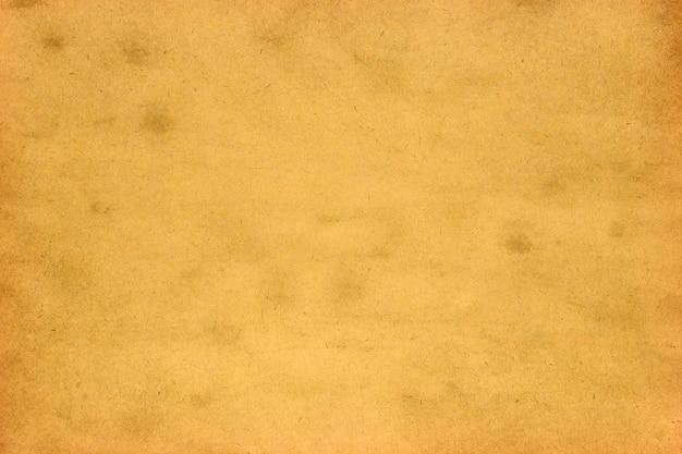 Vecchio grunge di carta marrone per lo sfondo.