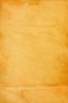 Vecchia superficie del grunge di carta marrone