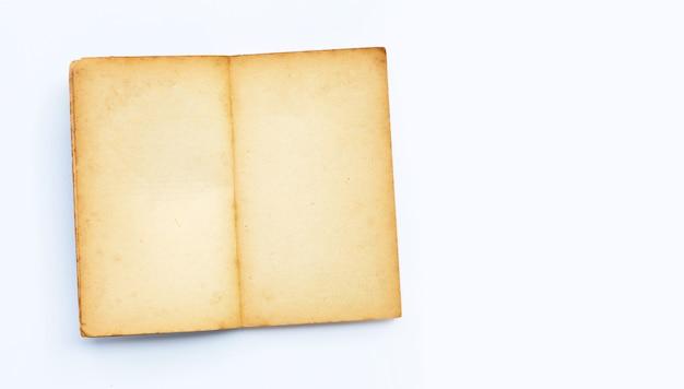 Vecchio fondo di struttura della carta marrone.