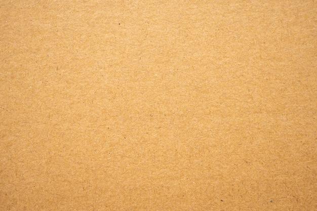 Vecchio cartone riciclato marrone di struttura della carta di eco