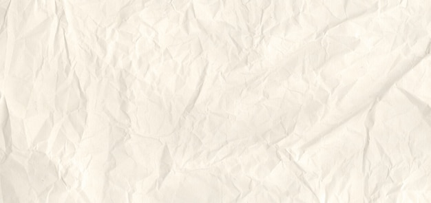 Vecchia superficie di carta stropicciata