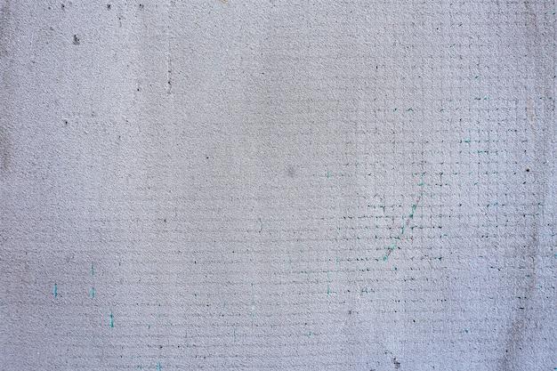 Vecchia struttura sporca, sfondo grigio muro