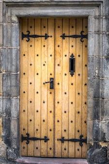 Vecchia porta scozia