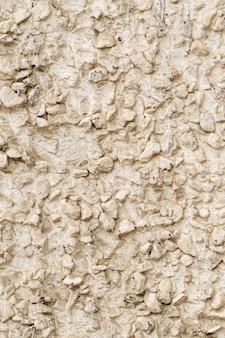 Fondo grigio di struttura della parete della pietra della vecchia facciata