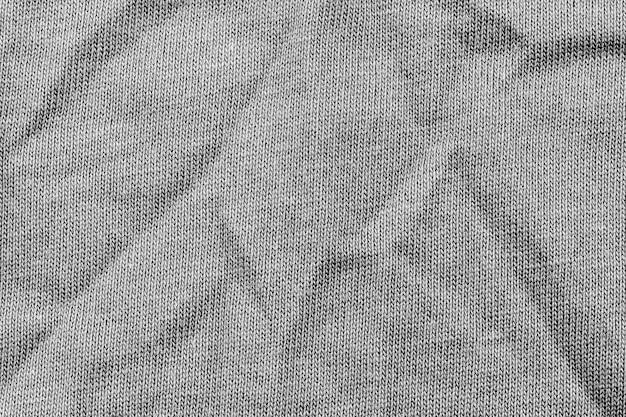 Vecchio sfondo di panno grigio