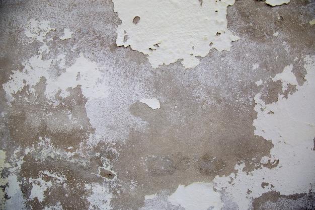 Vecchio muro grigio