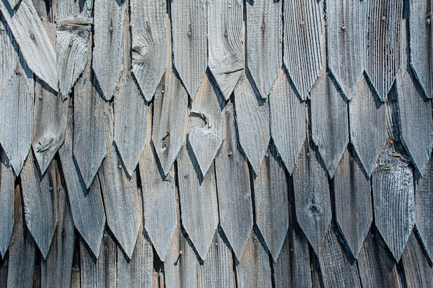 Vecchio sfondo di legno grigio