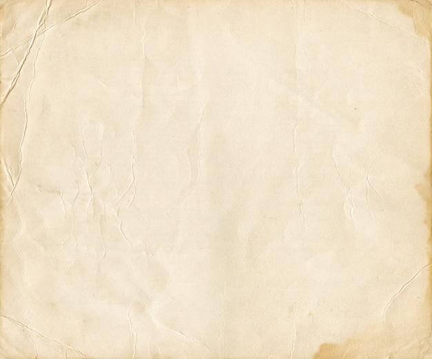 Vecchia priorità bassa di struttura della carta pergamena del grunge