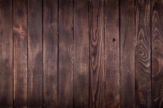 Sfondo di pannelli di legno vecchio, grunge