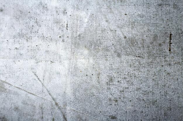 Vecchia struttura grungy, muro di cemento grigio
