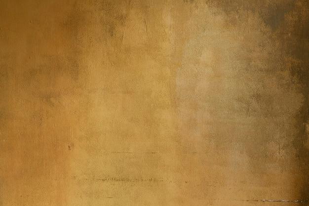 Vecchio sfondo macchiato di giallo sgangherato