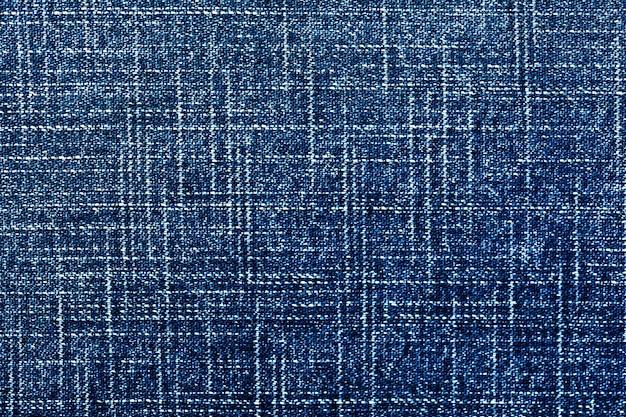 Vecchi jeans denim messa a fuoco selettiva