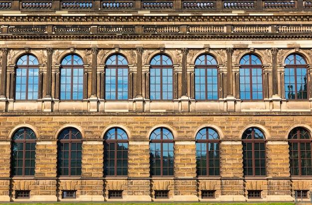 Galleria dei vecchi maestri, dresdner zwinge