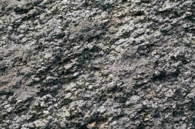 Vecchio fondo di struttura del pendio delle pietre della montagna