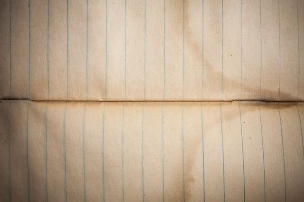 Vecchio fondo di struttura di carta.