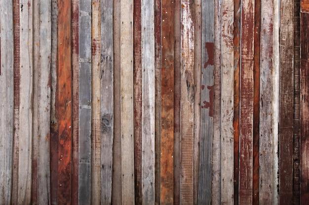 Fondo di legno di struttura della vecchia plancia