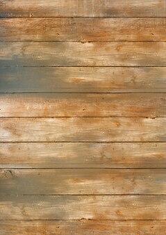 Vecchia struttura di fondo del bordo di legno grezzo