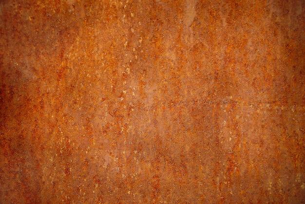 La vecchia superficie ruggine può essere utilizzata per lo sfondo e la trama