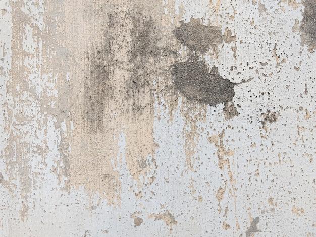 Vecchio fondo rustico di struttura della parete del cemento