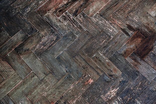 Vecchio e rustico di legno pattern di sfondo per mobili o pareti per lo sfondo