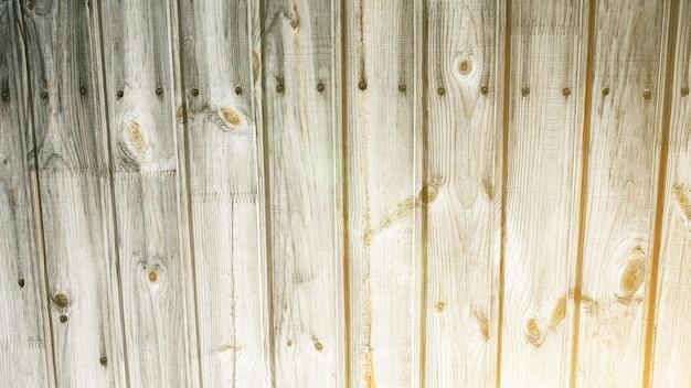 Vecchia struttura rustica del fondo delle plance di legno.