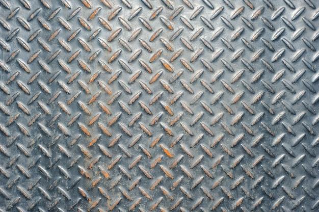 Vecchio sfondo di superficie in acciaio