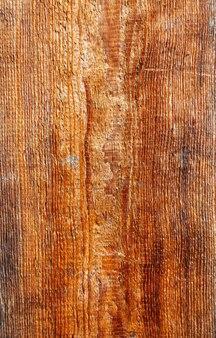 Le vecchie tavole non lucidate sono marrone chiaro. sfondo per il design rustico