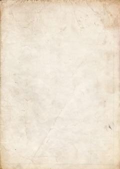 Vecchia priorità bassa di struttura di carta dell'annata