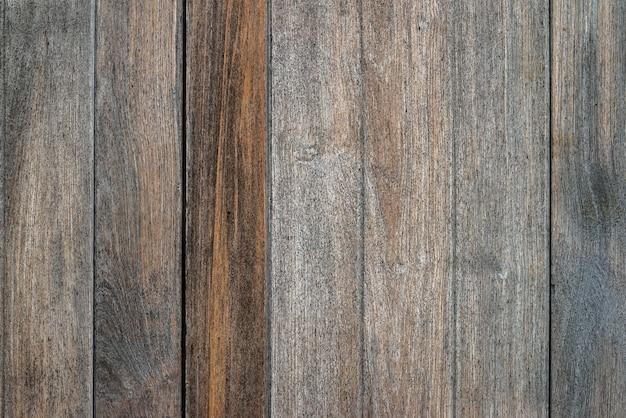Vecchio fondo strutturato di legno d'annata