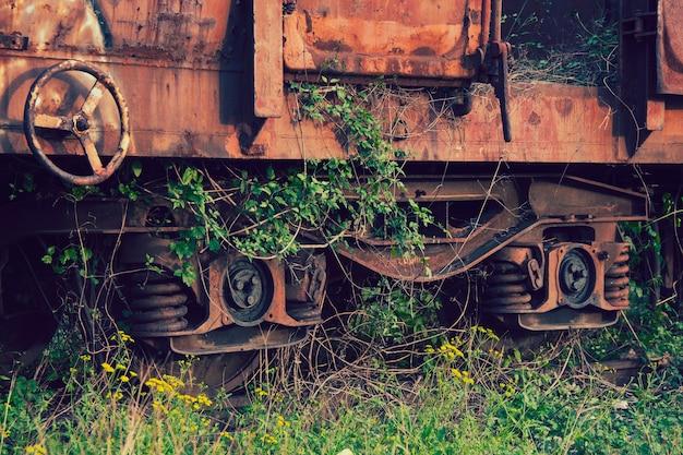 Vecchio carro