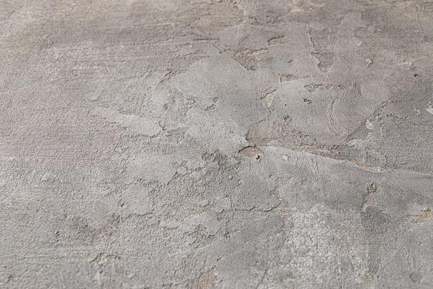 Vecchio muro di cemento texture grigio sporco con sfondo astratto di colore grigio e argento